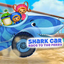 Umi Shark Car Race to the Ferry