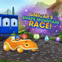 UmiCar Shape Mountain Race